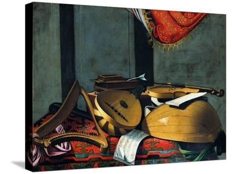 Still Life--Stretched Canvas Print