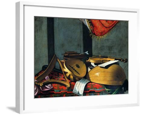 Still Life--Framed Art Print