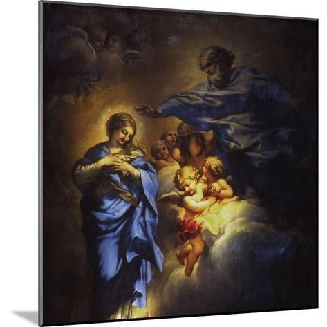 The Immaculate Conception-Umberto Veruda-Mounted Giclee Print