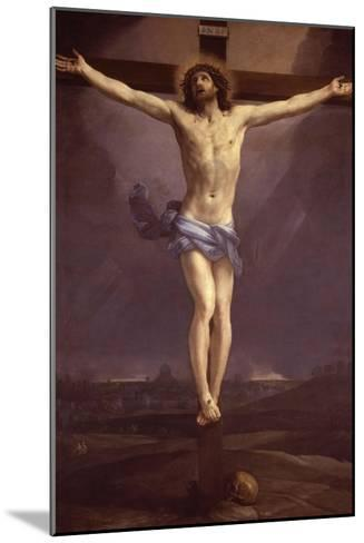 The Crucifixion--Mounted Giclee Print