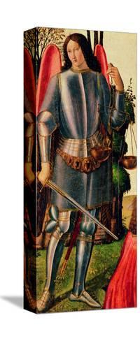 St Michael the Archangel--Stretched Canvas Print