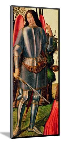 St Michael the Archangel--Mounted Giclee Print