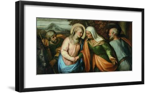 Visitation--Framed Art Print