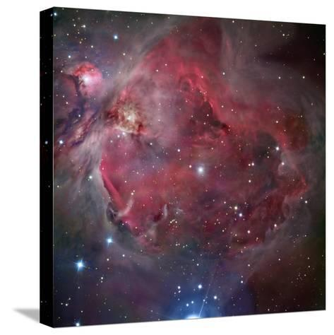 M42, the Great Nebula in Orion-Matthew Russell-Stretched Canvas Print