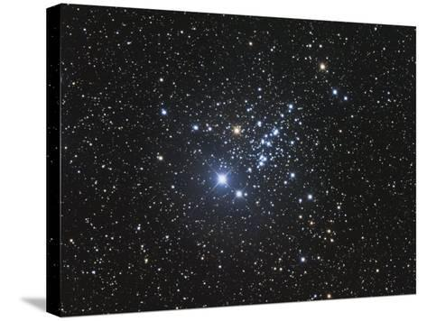 Ngc457 Open Star Cluster in Cassiopeia-Robert Gendler-Stretched Canvas Print