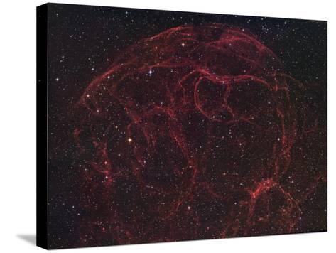 Simeis 147 (Sh2-240), Supernova Remnant in Taurus-Robert Gendler-Stretched Canvas Print