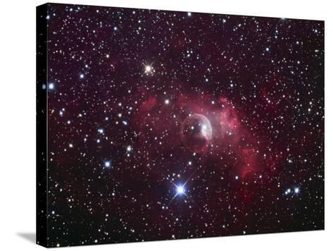 Bubble Nebula in Cassiopeia, Nm7, Ngc7635-Robert Gendler-Stretched Canvas Print