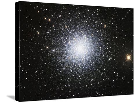 M13 Globular Cluster in Hercules-Robert Gendler-Stretched Canvas Print