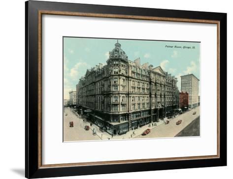 Palmer House, Chicago, Illinois--Framed Art Print
