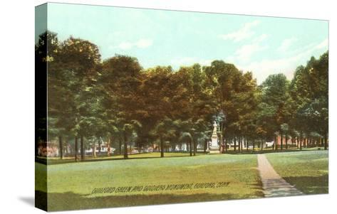 Park, Guilford, Connecticut--Stretched Canvas Print