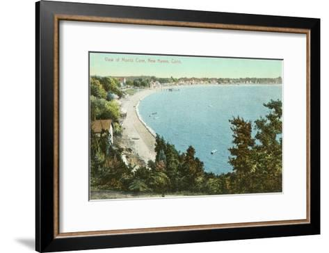 Morris Cover, New Haven, Connecticut--Framed Art Print