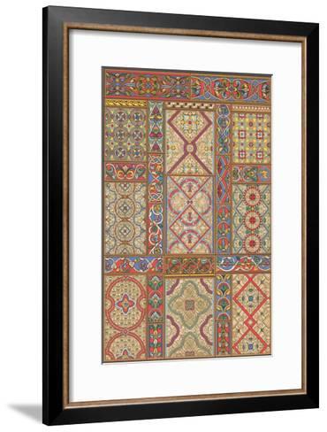 Middle Ages Decorative Arts--Framed Art Print