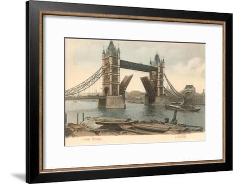 Tower Bridge, London, England--Framed Art Print