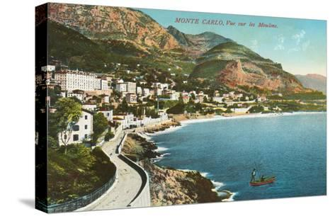 Monte Carlo--Stretched Canvas Print