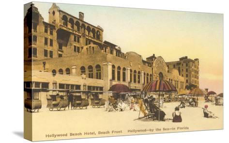 Hollywood Beach Hotel, Hollywood, Florida--Stretched Canvas Print