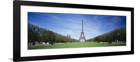 The Eiffel Tower Paris France--Framed Art Print