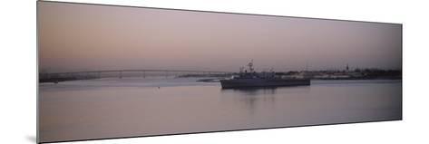 Coronado Bridge, San Diego, California, USA--Mounted Photographic Print
