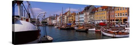 Copenhagen Denmark--Stretched Canvas Print