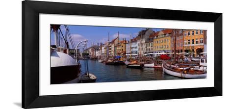 Copenhagen Denmark--Framed Art Print