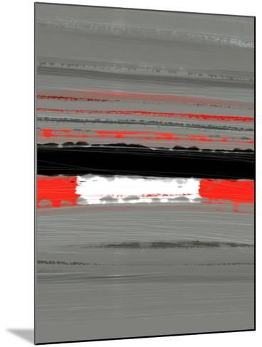 Abstract Red 4-NaxArt-Mounted Art Print