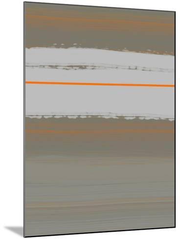 Abstract Orange 4-NaxArt-Mounted Art Print