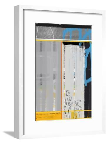 Performers-NaxArt-Framed Art Print