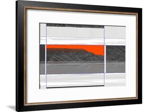 Abstract Planes-NaxArt-Framed Art Print