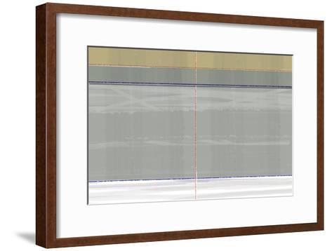 Abstract Light 6-NaxArt-Framed Art Print