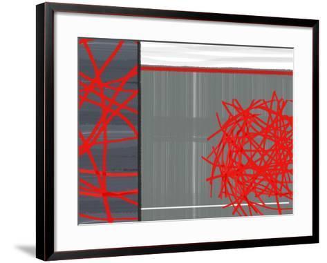 Organized Chaos 3-NaxArt-Framed Art Print