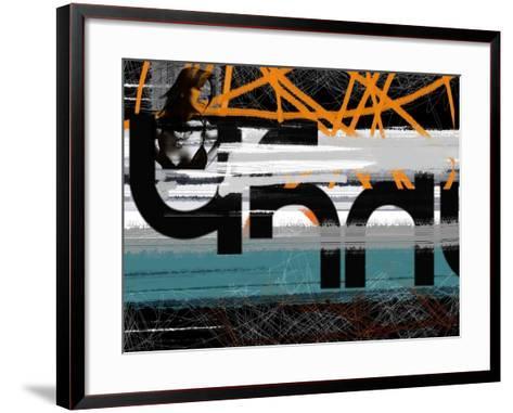 Night Out-NaxArt-Framed Art Print