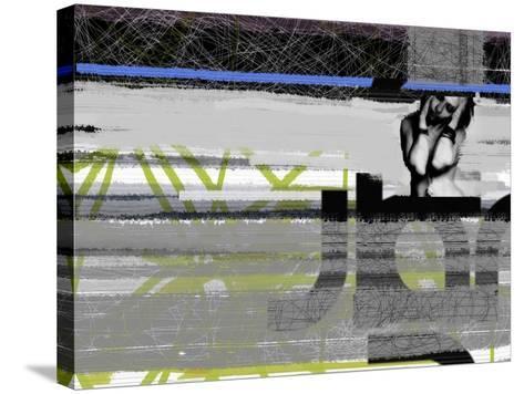 Drama-NaxArt-Stretched Canvas Print