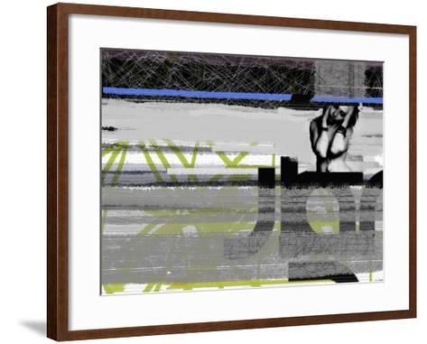 Drama-NaxArt-Framed Art Print
