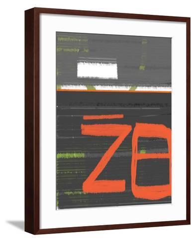 Z8-NaxArt-Framed Art Print