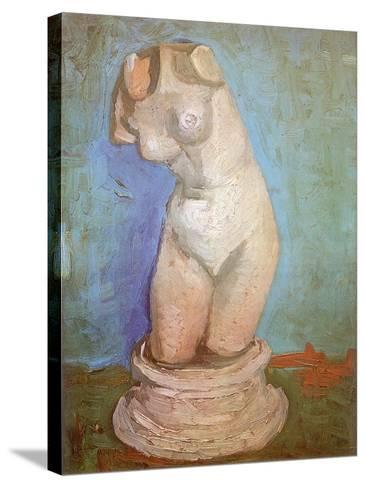 Nude Female Statuette, 1886-Vincent van Gogh-Stretched Canvas Print