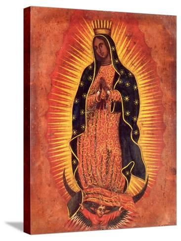 Our Lady of Guadeloupe--Stretched Canvas Print