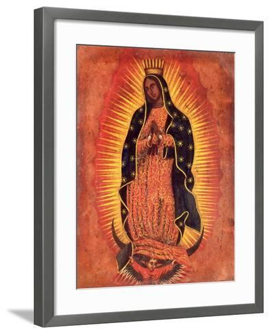 Our Lady of Guadeloupe--Framed Art Print