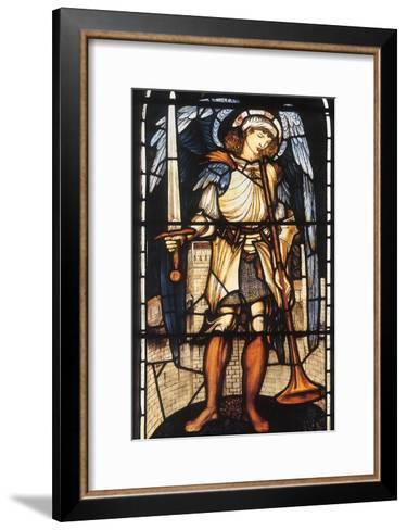 Saint Michael, 1873--Framed Art Print