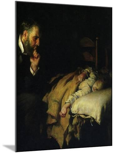 The Doctor, 1891--Mounted Giclee Print