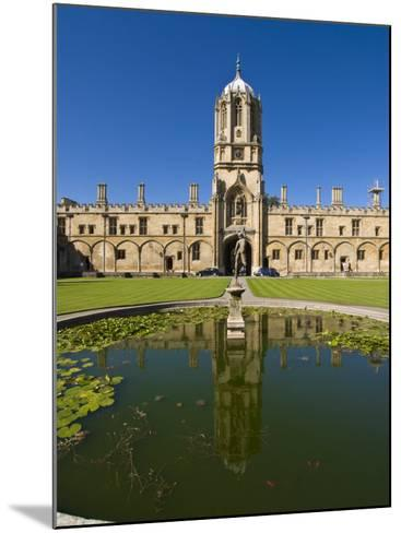 Christ Church, Oxford, Oxfordshire, England, United Kingdom, Europe-Charles Bowman-Mounted Photographic Print