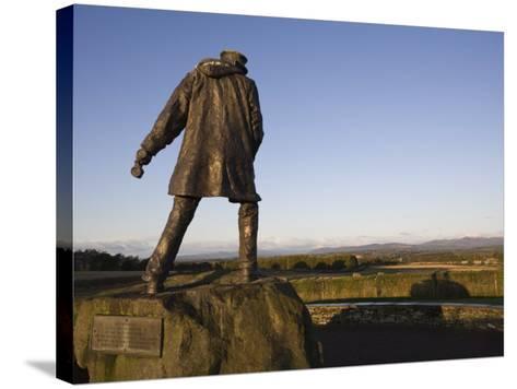 David Stirling Monument, Near Doune, Stirlingshire, Scotland, United Kingdom, Europe-Jean Brooks-Stretched Canvas Print