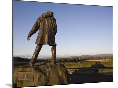 David Stirling Monument, Near Doune, Stirlingshire, Scotland, United Kingdom, Europe-Jean Brooks-Mounted Photographic Print