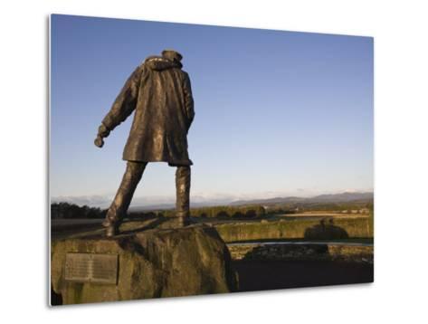 David Stirling Monument, Near Doune, Stirlingshire, Scotland, United Kingdom, Europe-Jean Brooks-Metal Print