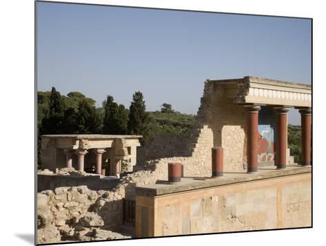 Knossos, Crete, Greek Islands, Greece, Europe-Angelo Cavalli-Mounted Photographic Print