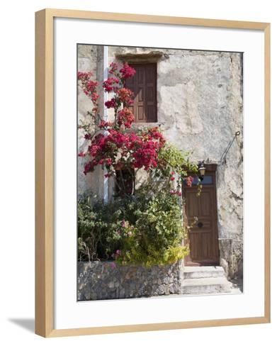 Preveli Monastery, Preveli, Crete, Greek Islands, Greece, Europe-Angelo Cavalli-Framed Art Print