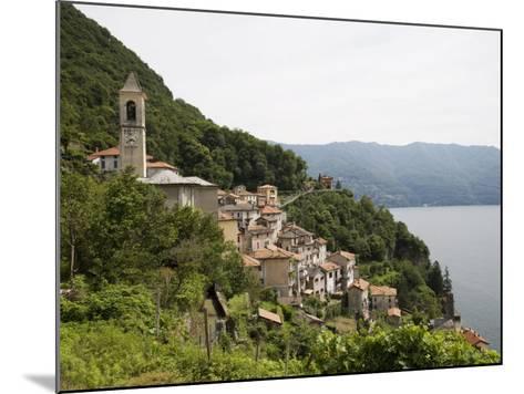 Careno, Lake Como, Lombardy, Italian Lakes, Italy, Europe-Angelo Cavalli-Mounted Photographic Print