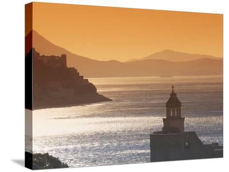Dubrovnik, Croatia, Europe-Angelo Cavalli-Stretched Canvas Print
