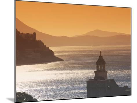 Dubrovnik, Croatia, Europe-Angelo Cavalli-Mounted Photographic Print