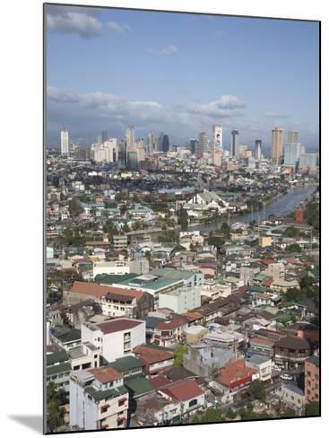 Manila, Philippines, Southeast Asia-Angelo Cavalli-Mounted Photographic Print