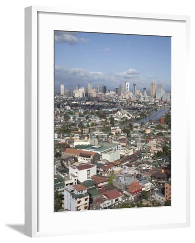 Manila, Philippines, Southeast Asia-Angelo Cavalli-Framed Art Print