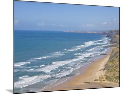 Costa Vincentina, Praia Do Castelejo and Cordama Beaches, Algarve, Portugal-Neale Clarke-Mounted Photographic Print